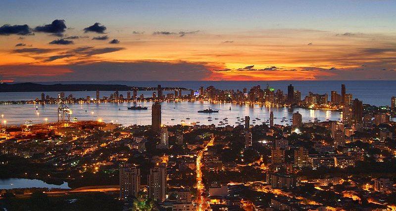 Private jet hire in Cartagena