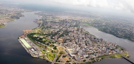 Private jet hire in Abidjan
