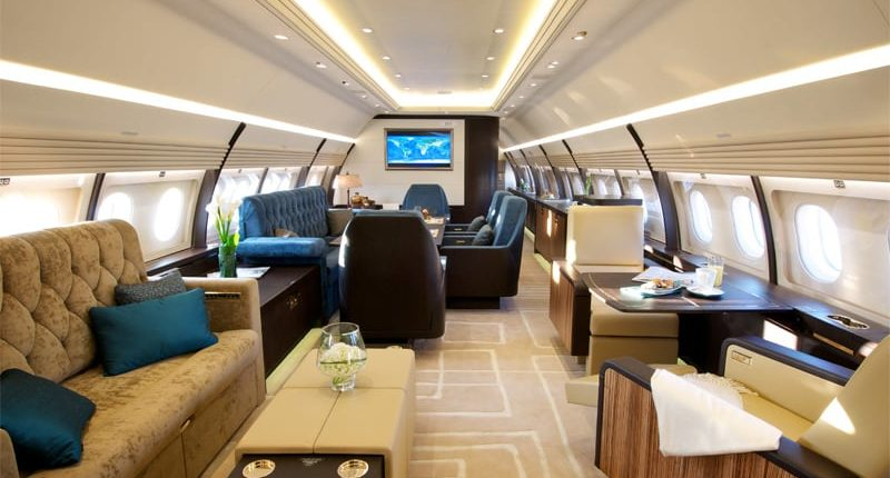Airbus A320 Private Jet Hire