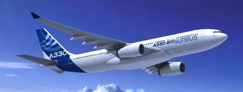 Airbus A330 Private Jet Hire