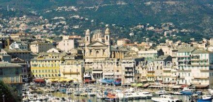 Private jet hire in Paris Bastia