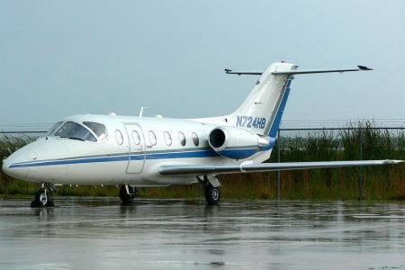 Beechjet 400 Private Jet Hire