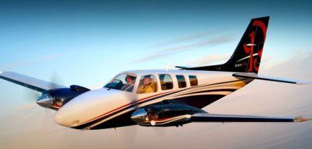 Beechcraft Baron G 58 Private Jet Hire