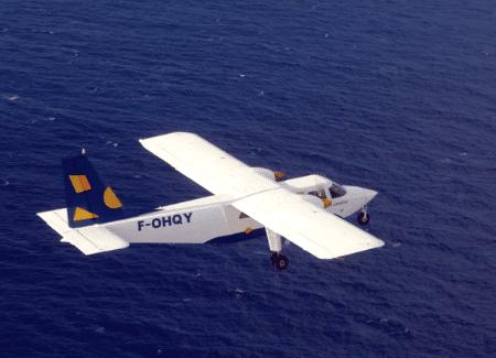 Britten Norman Bn2 Islander Private Jet Hire