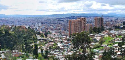 Private jet hire in Bogota