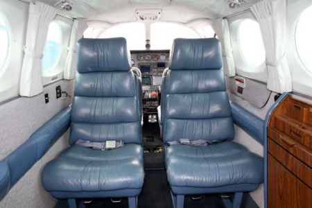 Cessna 340 Private Jet Hire