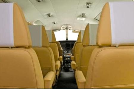 Cessna 406 Private Jet Hire