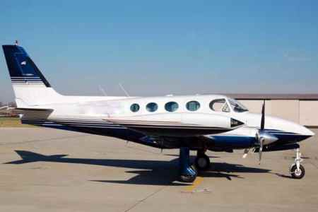 Cessna 340 Private Jet Hire