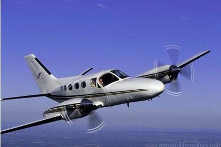 Cessna 2 Conquest Private Jet Hire