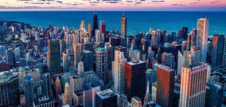 Private jet hire in Chicago