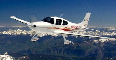 Cirrus SR22 Private Jet Hire