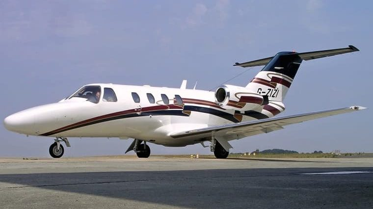 Citation 1 Private Jet Hire