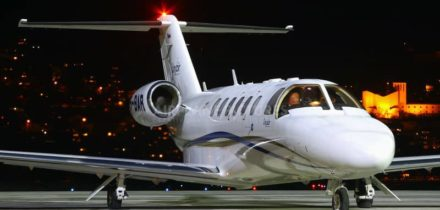 Location de jet privé - Cessna Citation CJ2+