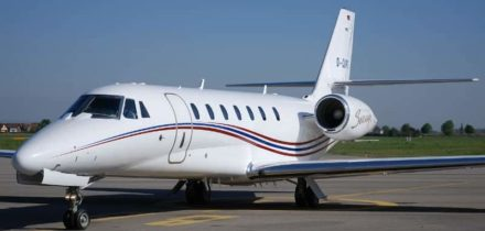Citation Sovereign Private Jet Hire
