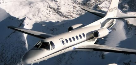 Citation V Private Jet Hire