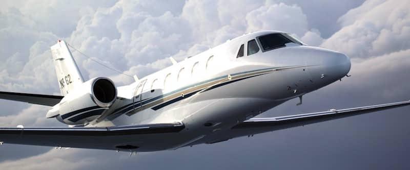 Citation Xls Private Jet Hire
