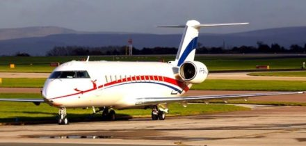 Crj 200 Private Jet Hire