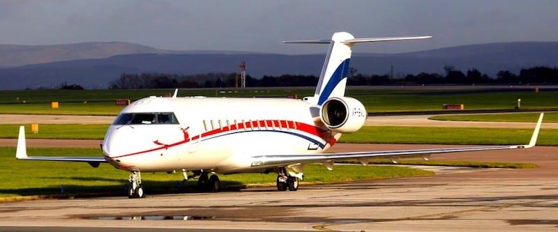 Crj 200 Private Jet Hire