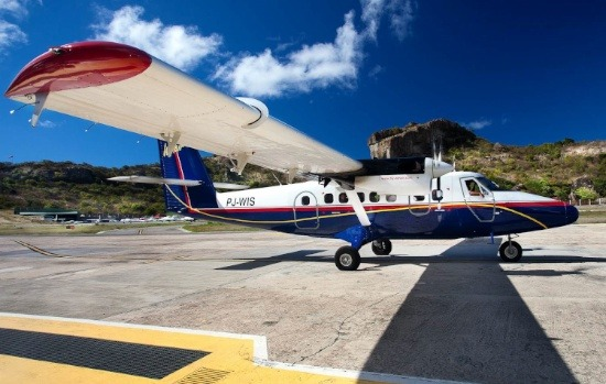 TWIN OTTER DHC-6  Private Jet Hire