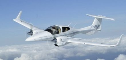 Da 42 Private Jet Hire