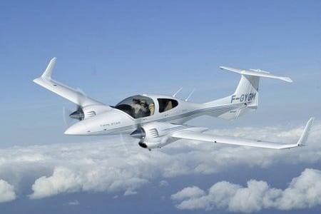 Da 42 Private Jet Hire