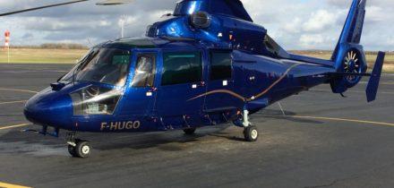 Dauphin As 355 Bi Turbine Helicopter Charter