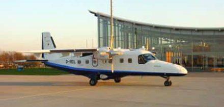 Dornier 228 Private Jet Hire
