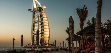Private jet hire Nice - Dubai