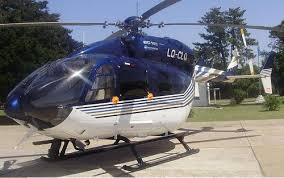 Ec 145 Helicopter Charter