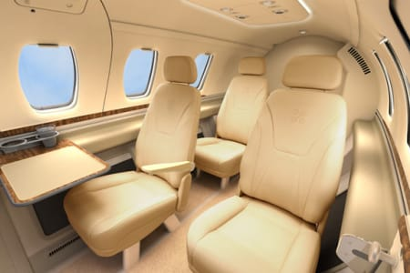 Eclipse 500 Private Jet Hire