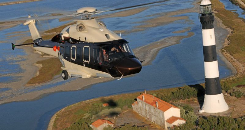 HN 175 Helicopter Charter