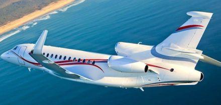 Falcon 7X Private Jet Hire