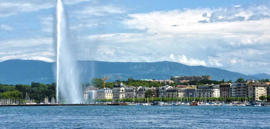 Private jet hire and helicopter in Geneva Cointrin Airport
