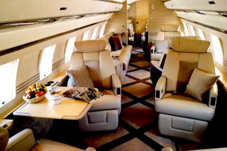 Global Express Private Jet Hire