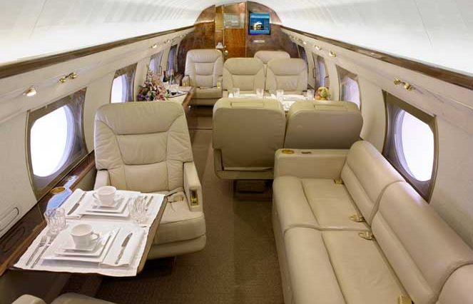 Gulfstream G3 Private Jet Hire