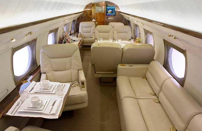Gulfstream G3 Private Jet Hire
