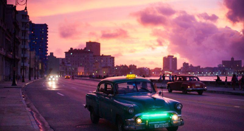 Private jet hire in Havana
