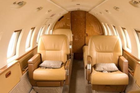 Hawker 1000 Private Jet Hire