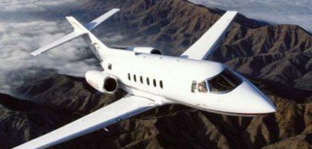 Hawker 800 Medium Jet Private Jet Hire