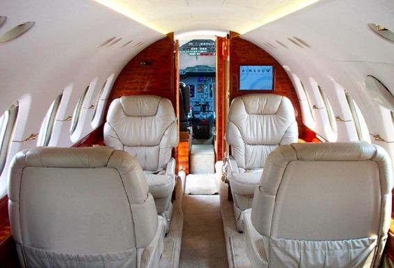 Hawker 800 Xp Private Jet Hire
