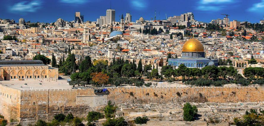 Private jet hire in Jerusalem