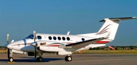 King Air 100 Private Jet Hire