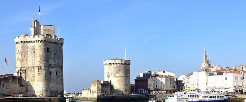 Private jet hire in La Rochelle Ile De Re
