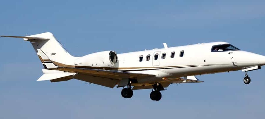 Learjet 40 Xr Private Jet Hire