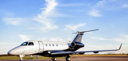 Legacy 450 Private Jet Hire