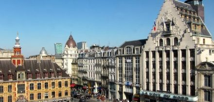 Private jet hire in Paris Lille