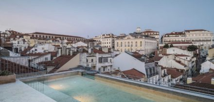 Charter a private jet to Portugal