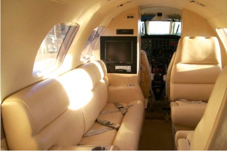 Merlin 3 Private Jet Hire