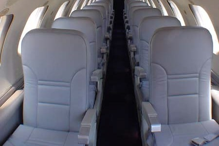 Metro 23 Private Jet Hire