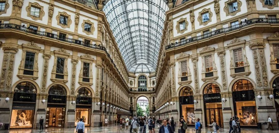 Charter a private jet to Italy